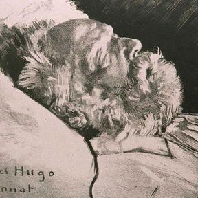 En 1885, Victor Hugo meurt… célébré dans les maisons closes
