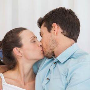 Les baisers du début