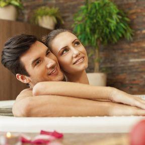 Un bain d'amour