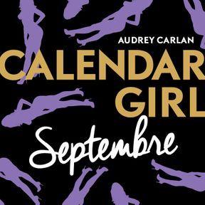 Calendar Girl. Septembre.