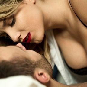 L'orgasme du baiser