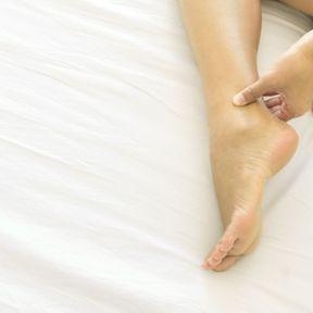 Un orgasme au niveau du pied