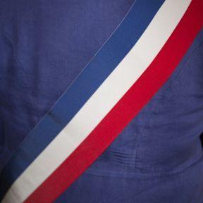 La cravate de l'homme politique