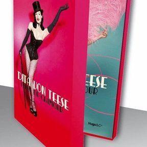 Coffret Dita Von Teese : l'art du glamour, l'art du fétichisme