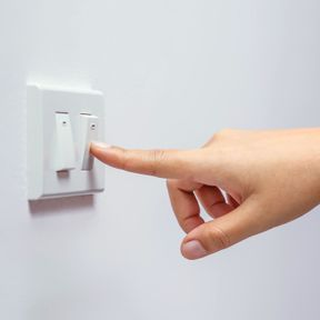 J'éteins la lumière !