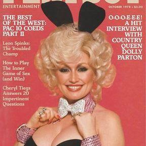 Plantureuse Dolly Parton. Octobre 1978