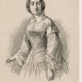 Lettre par Aurore Dupin à Alfred de Musset