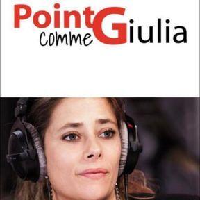 2014 Le Point G s'invite sur les ondes avec Giulia Foïs.