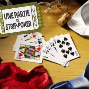 Une partie de strip-poker