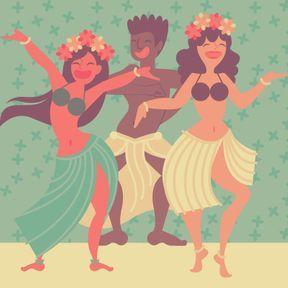 A Hawaï : des chants génitaux