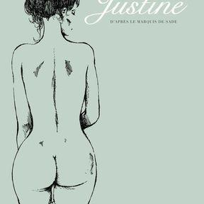 Justine d'après le marquis de Sade