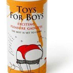 Toys For Boys Le coffret pour combiner l'utile et l'agréable