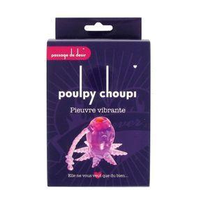 Poulpy Choupi : la pieuvre vibrante