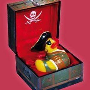 Le coffret Canard Pirate
