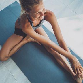 Le stretching : un gain de souplesse