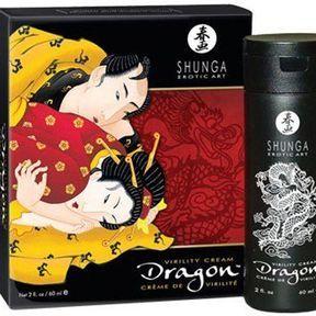 Crème du dragon Shunga