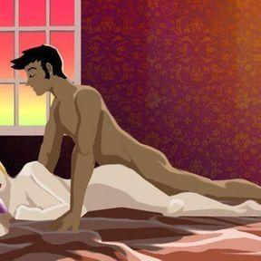 La belle endormie et Dracula
