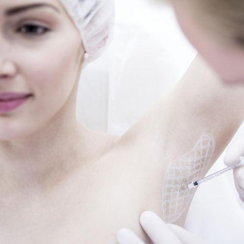 Du botox contre la transpiration : la nouvelle lubie des stars