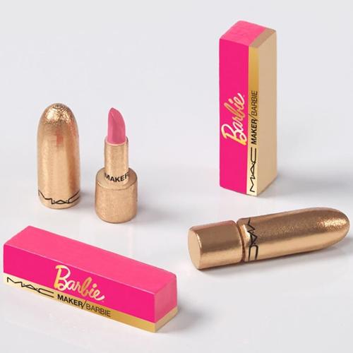 M.A.C x Barbie : la collaboration du Printemps
