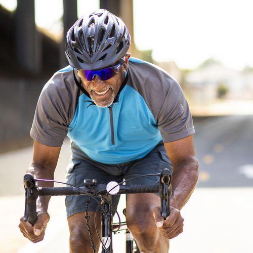 Cyclisme: 10 m d'écart entre deux pratiquants