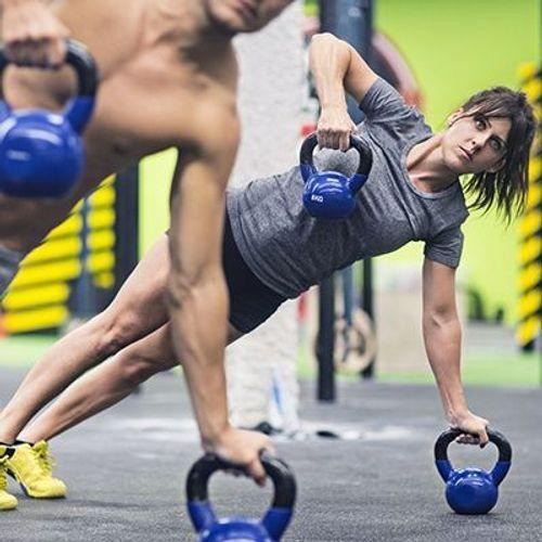 Les hommes se fient davantage au sport que les femmes pour rester en bonne santé, montre une étude