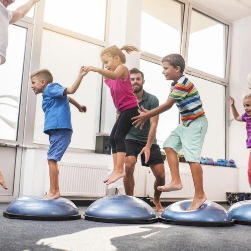 L'activité physique dès l'âge de 3 ans préserve la santé cardiovasculaire des enfants