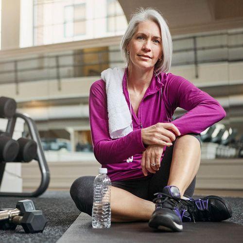 L'exercice physique contribuerait à réduire les risques de fracture chez les femmes ménopausées