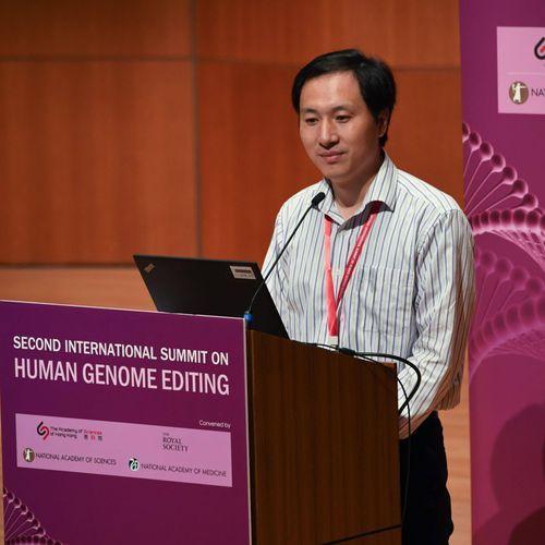 """Les bébés OGM chinois pourraient avoir un """"super-cerveau"""""""