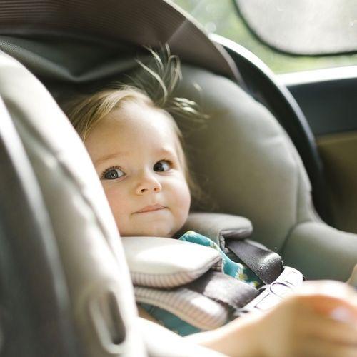 Rappel d'un siège auto de la marque Concord