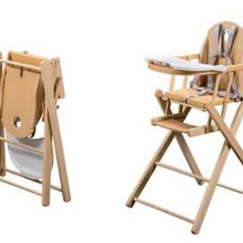 Rappel de trois chaises hautes Tinéo