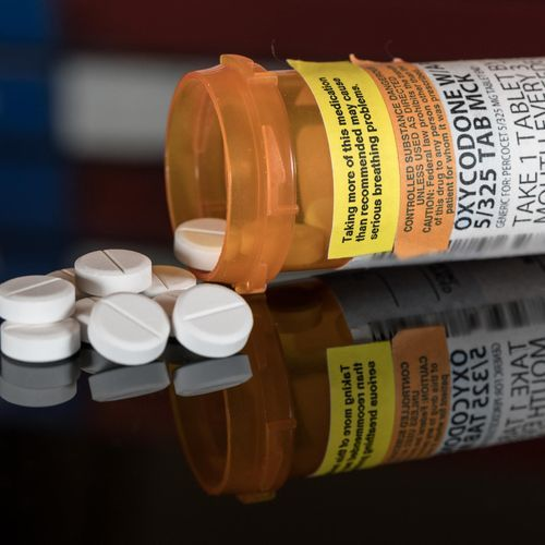 Baisse record des prescriptions d'opiacés aux Etats-Unis en 2018