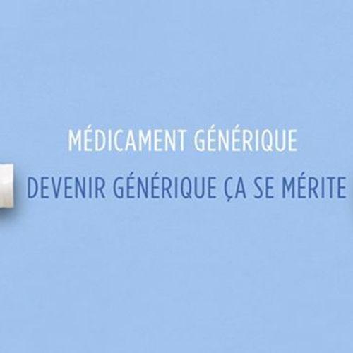 Médicaments génériques : une campagne pour rappeler leur efficacité, leur qualité et leur sécurité