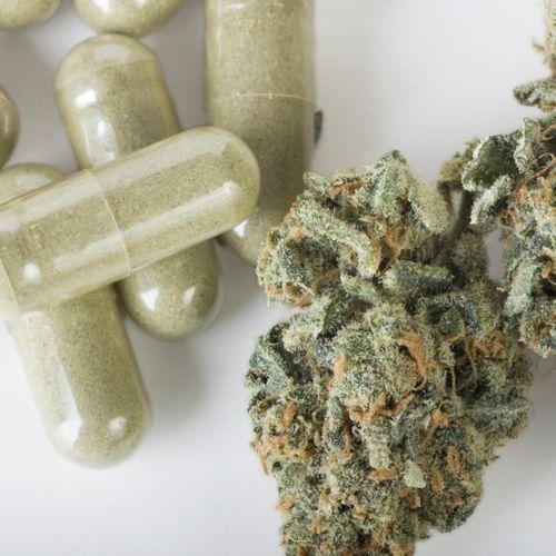La combinaison cannabis-opiacés est associée à des taux élevés d'anxiété