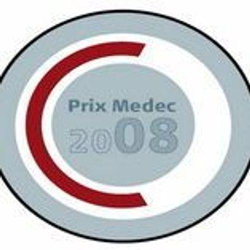 Médicaments : les lauréats du MEDEC 2008