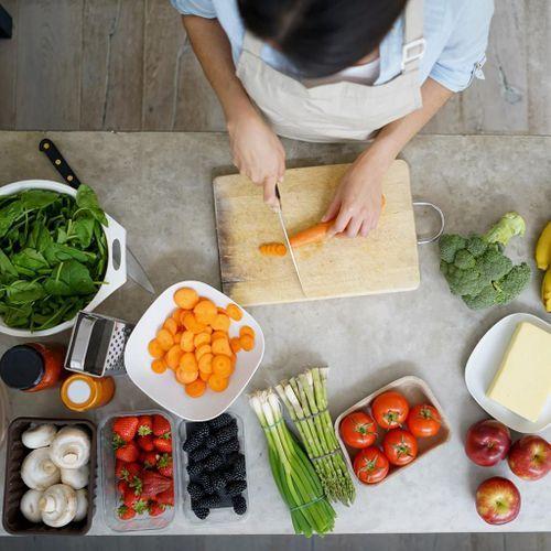 Les recommandations nutritionnelles françaises ont un impact bénéfique sur l'environnement