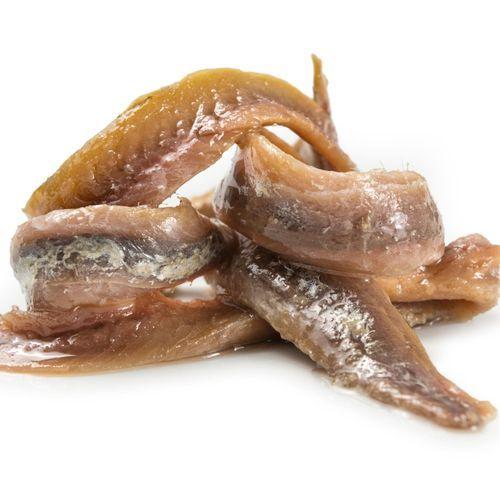 Rappel des Filets d'anchois marinés à l'orientale et nature Pêche Océan Marque Repère