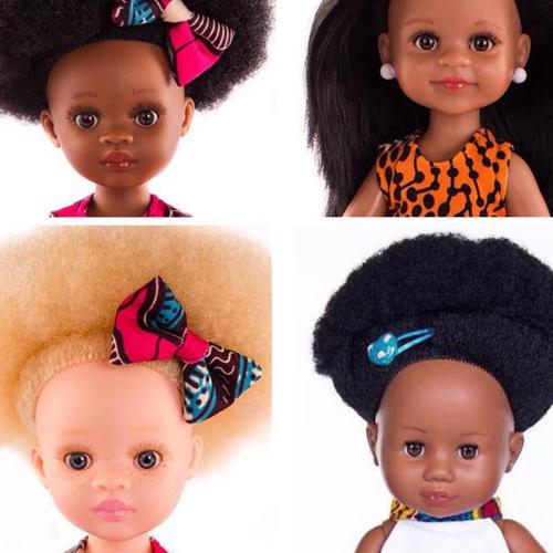 Afrique du Sud : Des poupées prônent la diversité