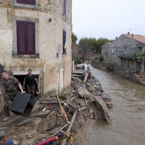 Aude : 38 enfants touchés par un taux d'Arsenic trop élevé à cause des inondations