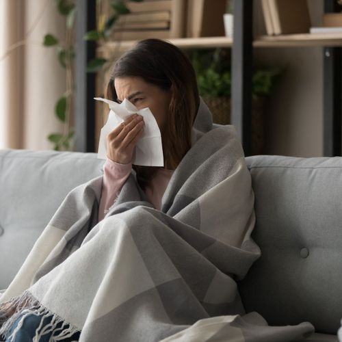 Epidémie de grippe : Ile-de-France et Provence Alpes-côte d'Azur en alerte rouge