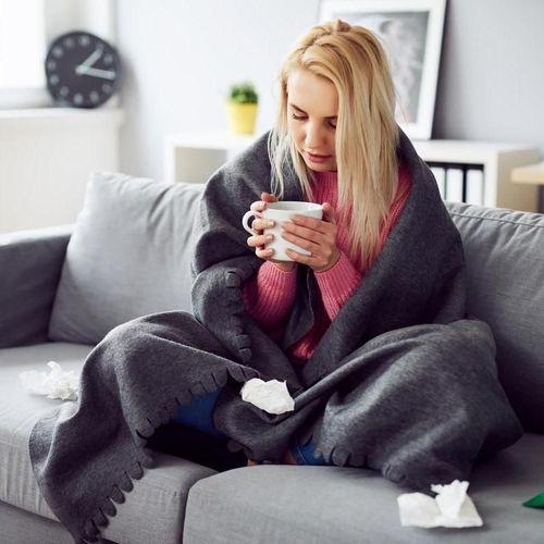L'épidémie de grippe a entraîné moins de morts que la moyenne cet hiver