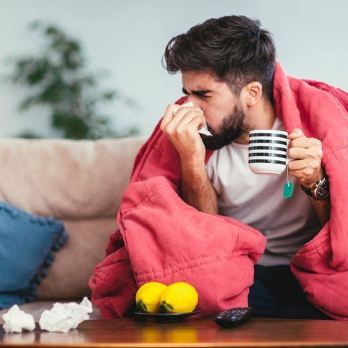 L'épidémie de grippe responsable d'environ 9.500 morts