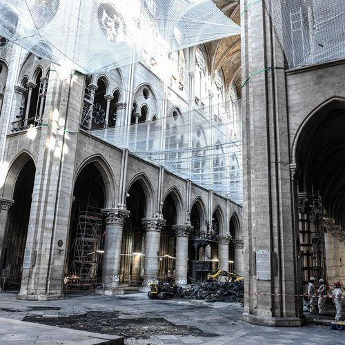 Plomb autour de Notre-Dame : Paris veut rassurer sur la santé des enfants